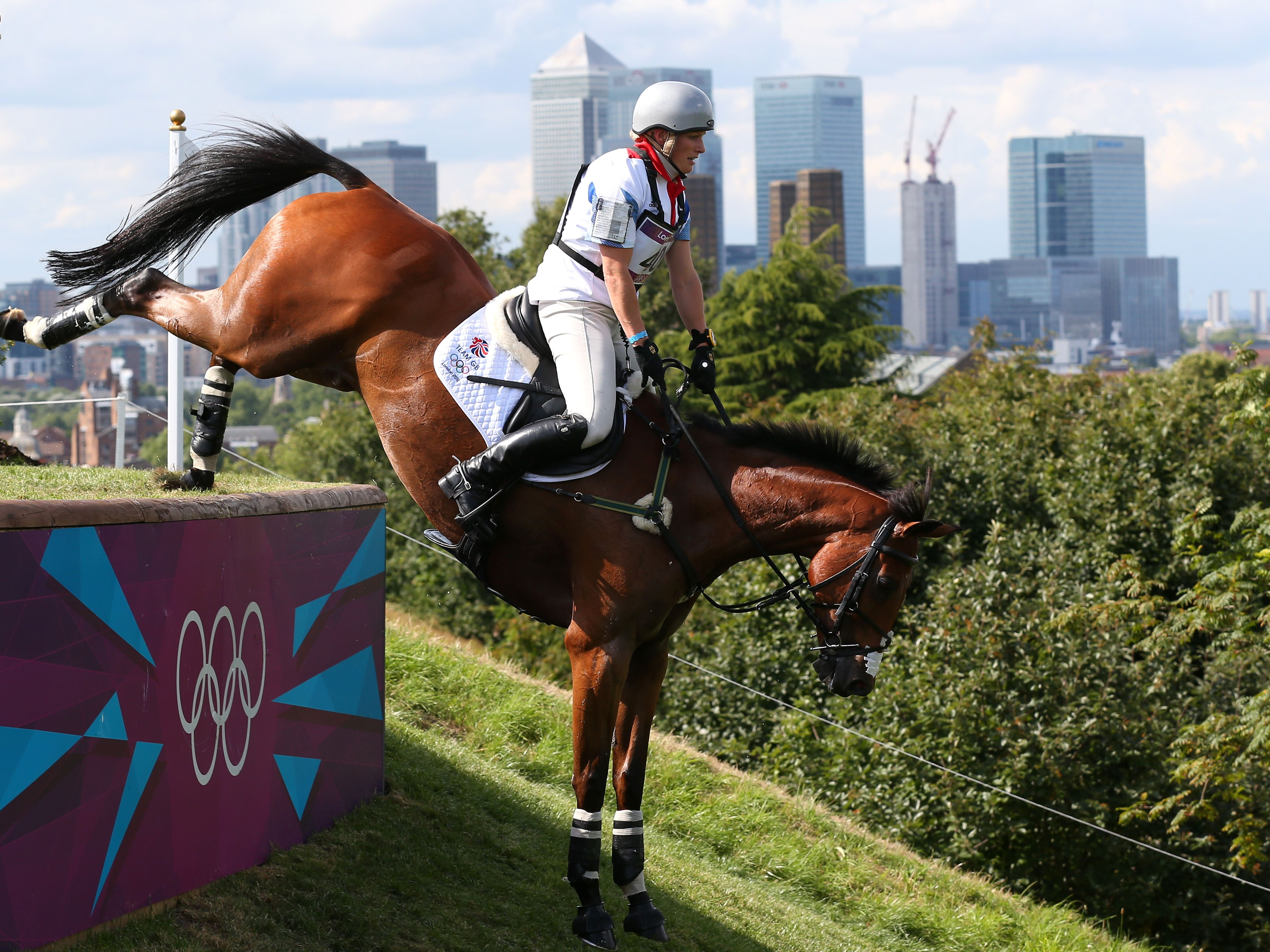 What Are the Olympic Equestrian Sports?