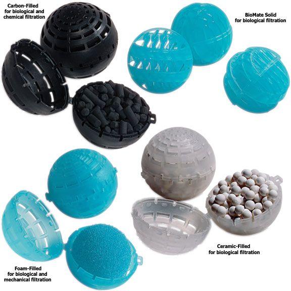 BioMate Filter Media Balls
