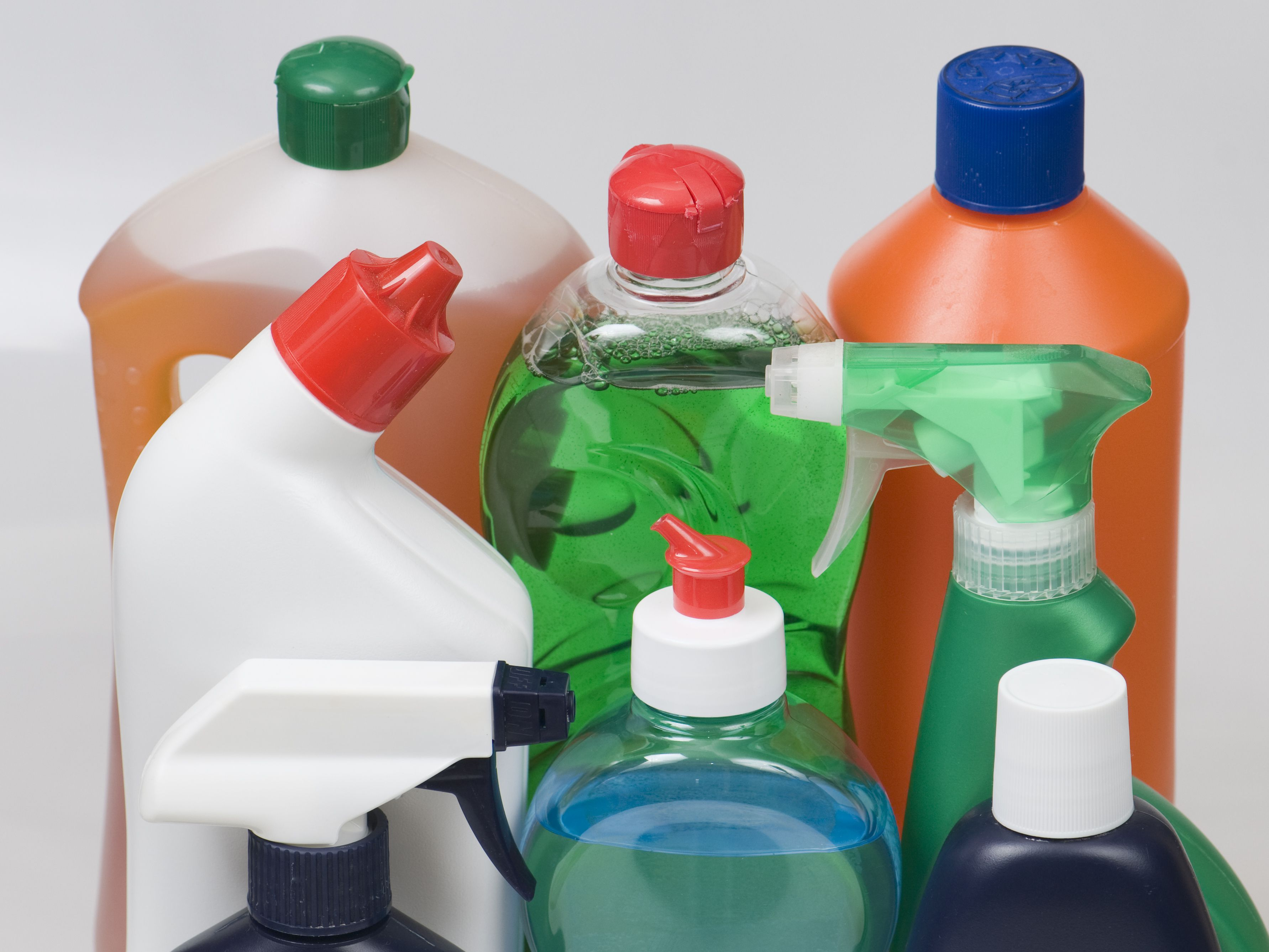 Image result for Toxins & Chemicals at Home