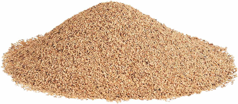 Zilla Ground English Walnut Shells in Desert Blend
