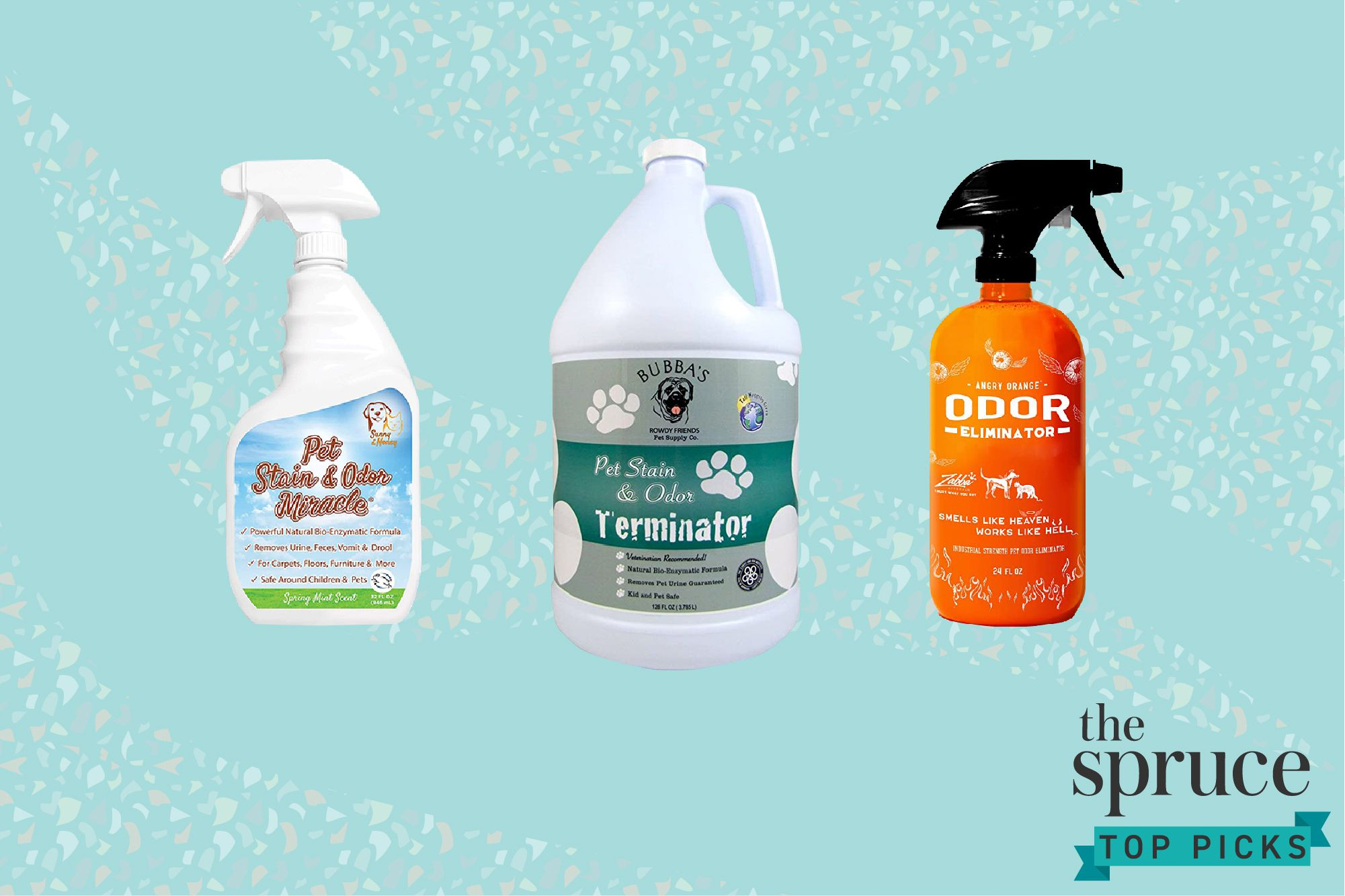 The 8 Best Cat Pee Odor And Stain Removers Of 2021