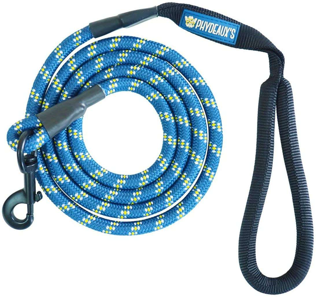 Phydeaux's Pet Supply Mountain Climbing Rope Dog Leash