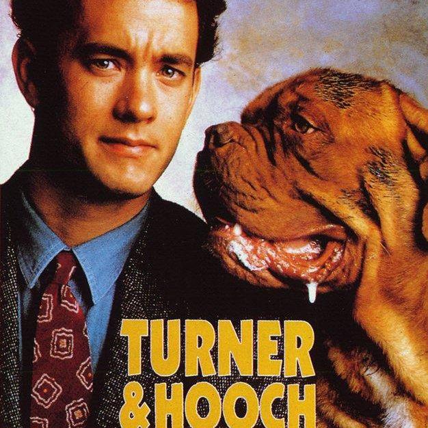 turner and hooch movie, best dog movies