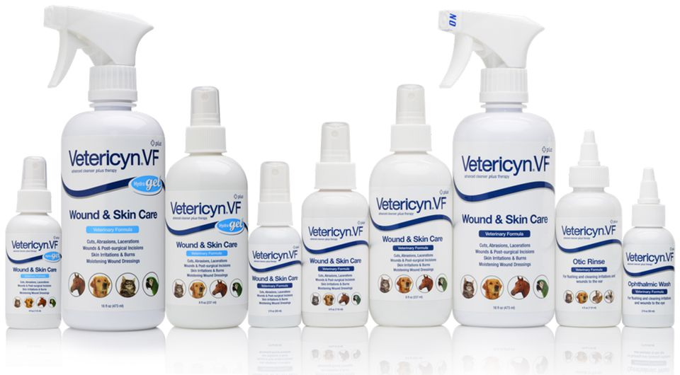 Vetericyn products