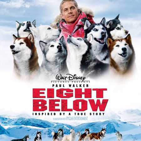 eight below dog movie, best dog movies for the whole family