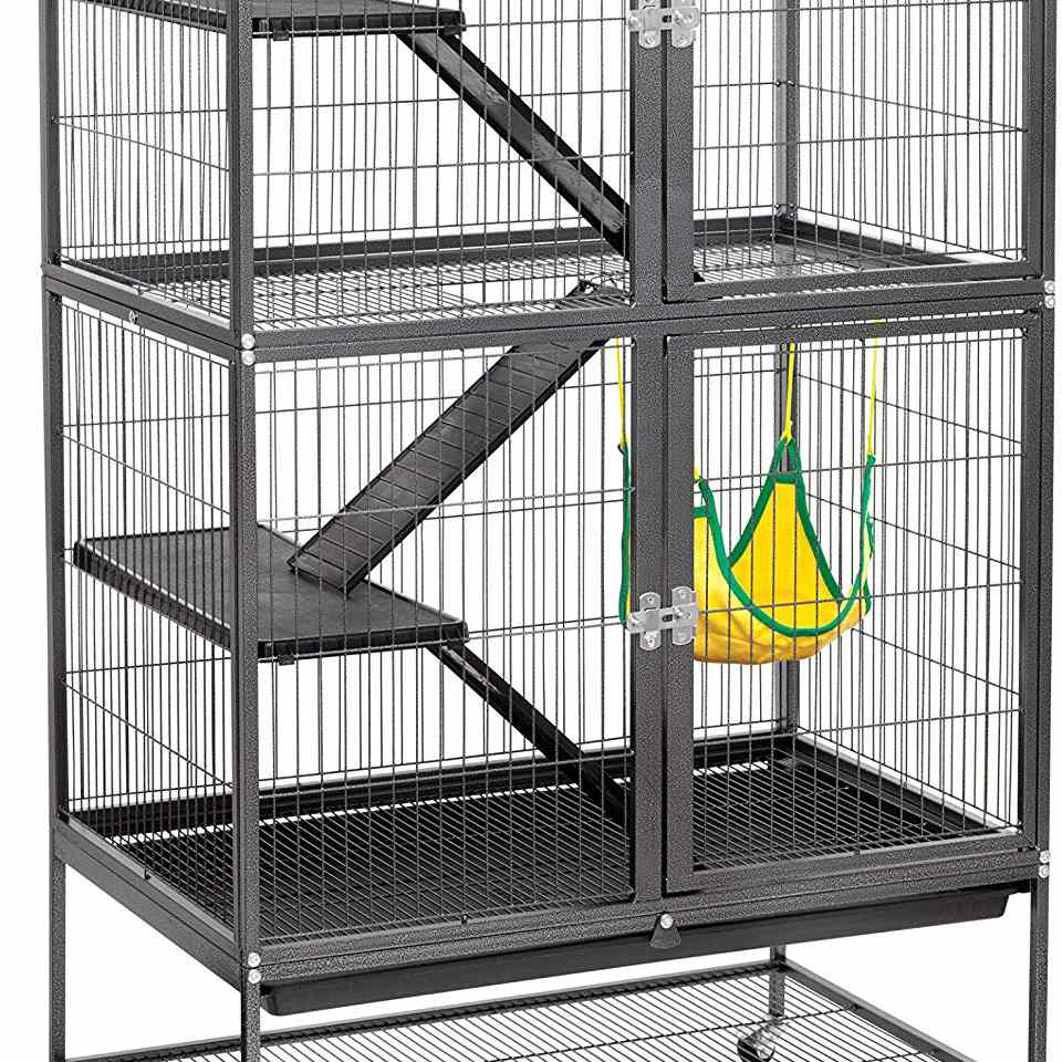 The 8 Best Ferret Cages Of 2019