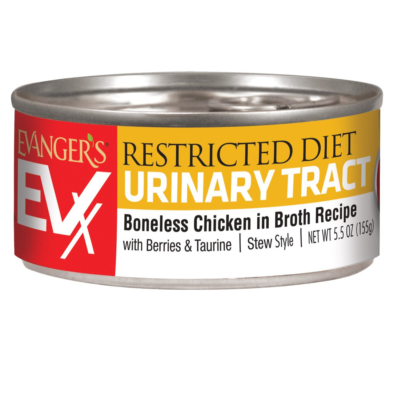 Evanger's EVx Restricted: Urinary Tract