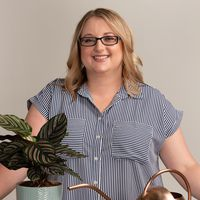 Spruce editorial director Allison Bean