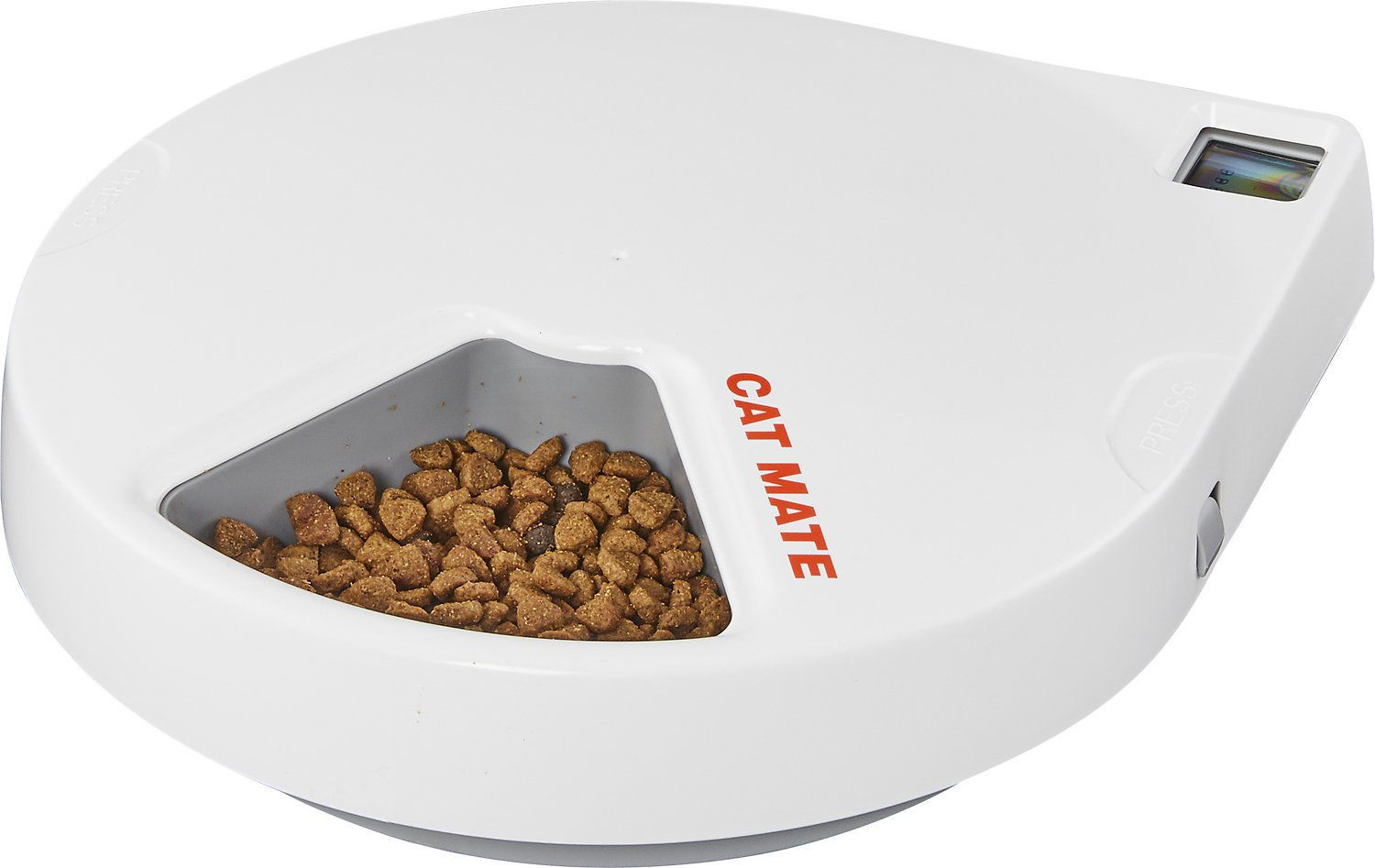 The 9 Best Automatic Cat Feeders Of 2021