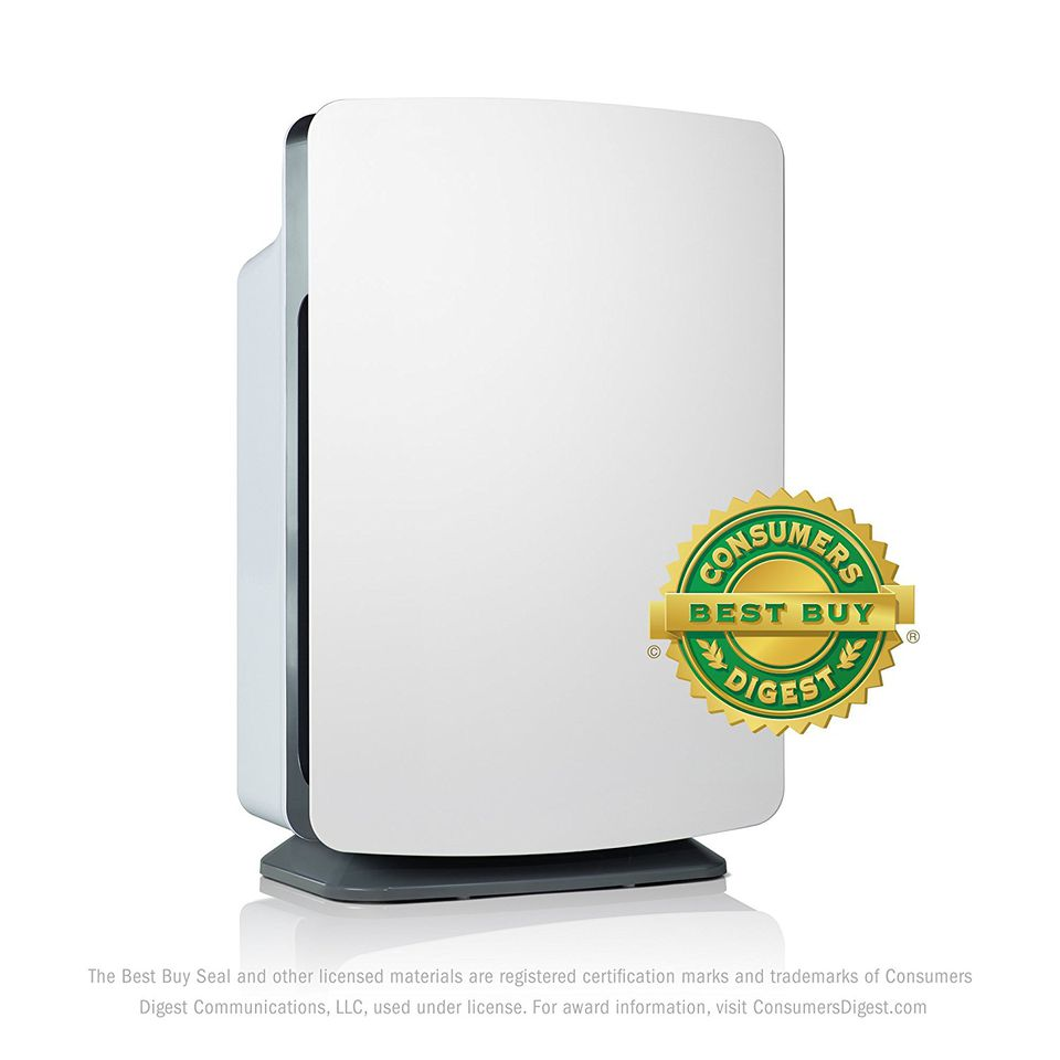 Alen BreatheSmart Customizable Air Purifier with HEPA-OdorCell Filter
