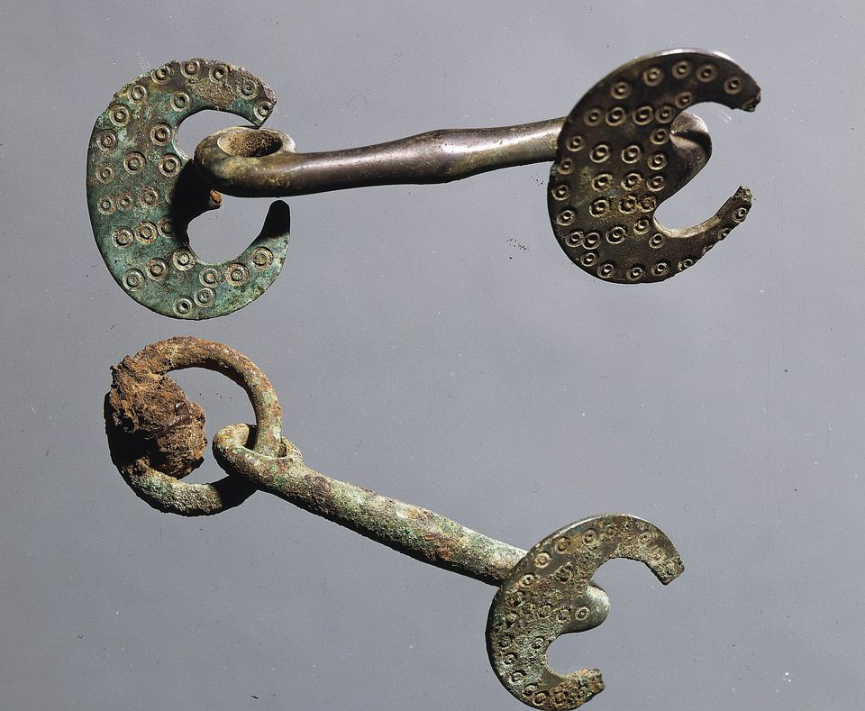Ancient Snaffle Bits