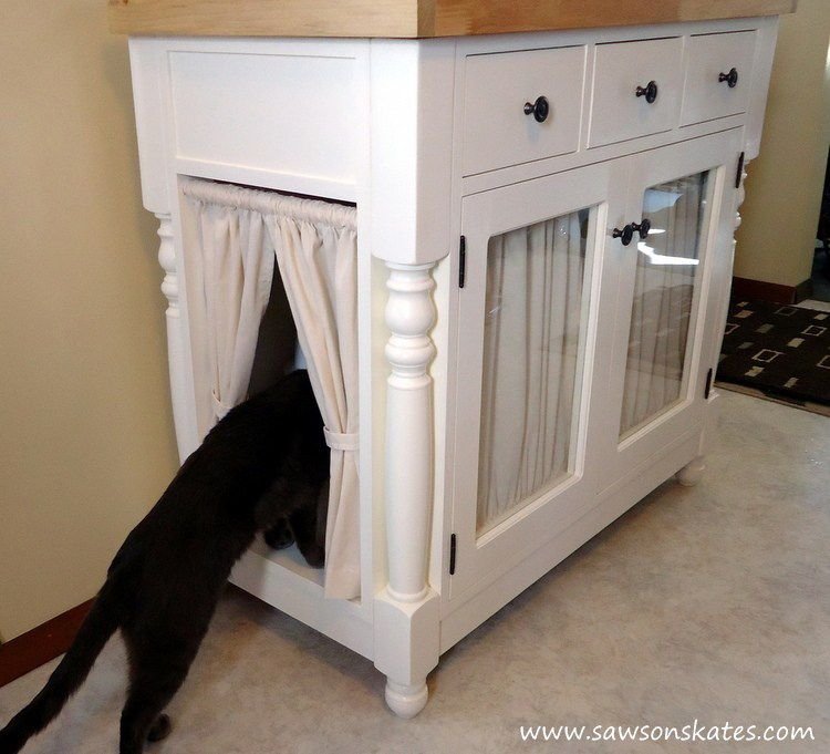 17 Clever Ways To Hide The Litter Box