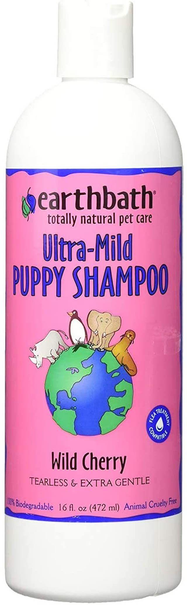 Earthbath Ultra-Mild Puppy Shampoo