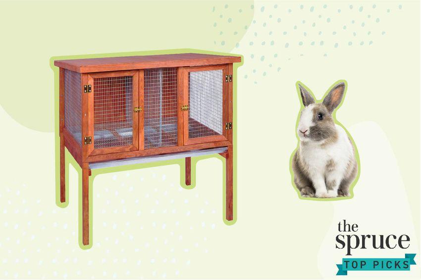 Indoor Rabbit Cages