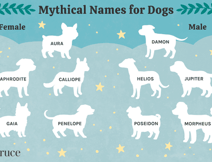 Mythical Names for Dogs