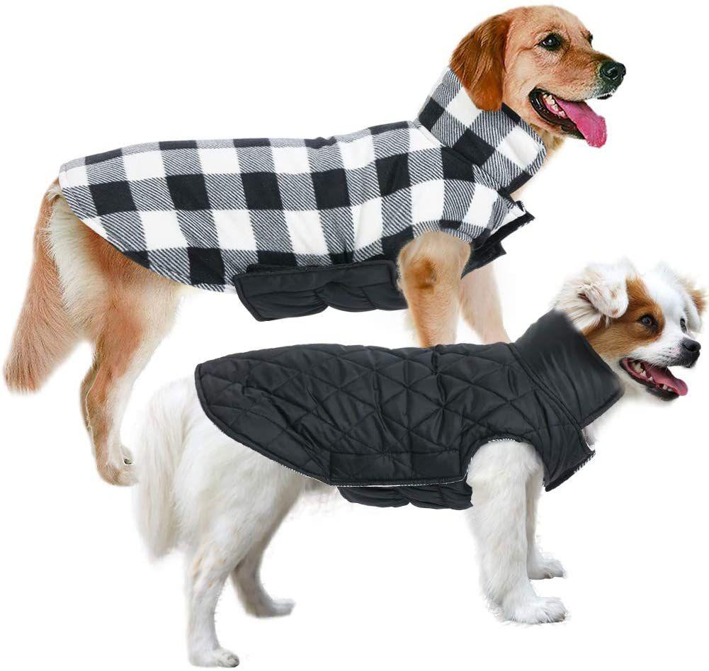 Migohi Reversible Dog Jacket