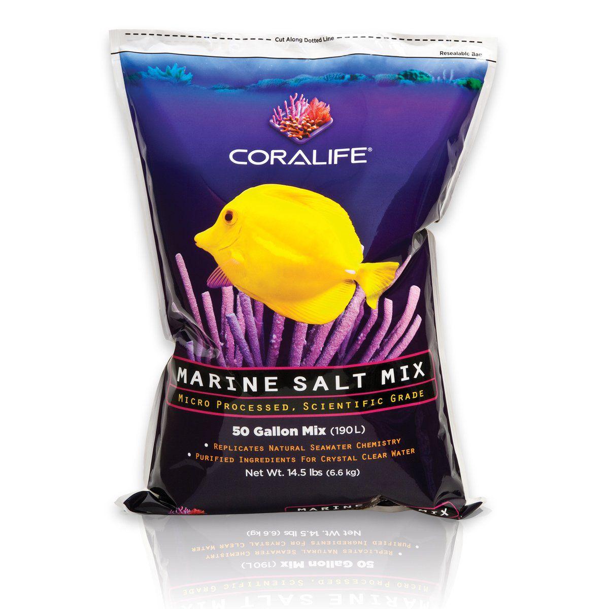 Coralife Sea Salt Mix