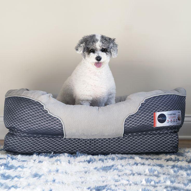 Barksbar Snuggly Sleeper Orthopedic Dog Bed Review Worth The Splurge