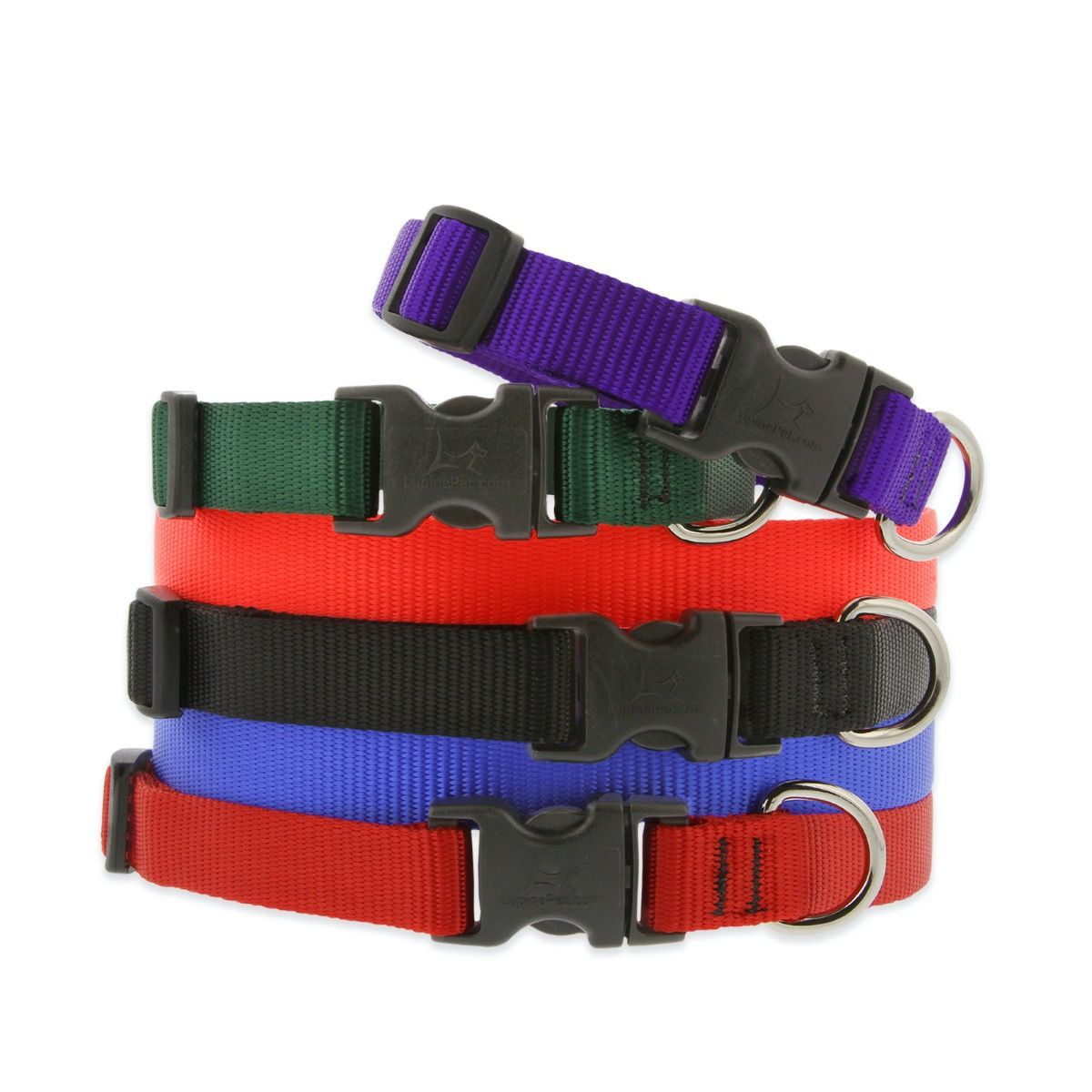 LupinePet Solid Collars