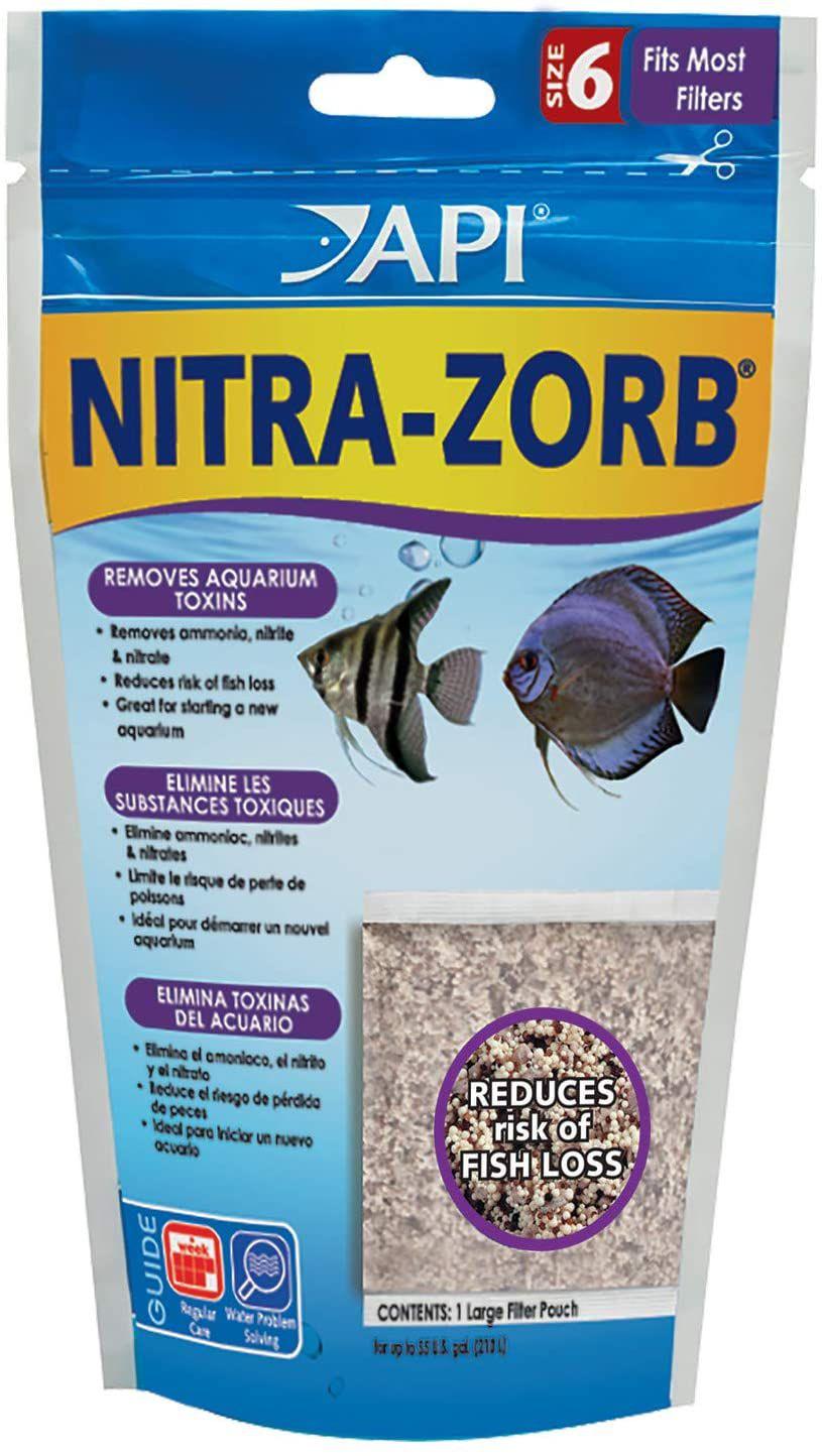 API NITRA-ZORB SIZE 6 Aquarium Canister Filter