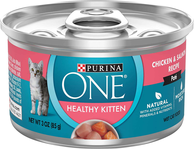 Purina ONE Healthy Kitten Wet Food