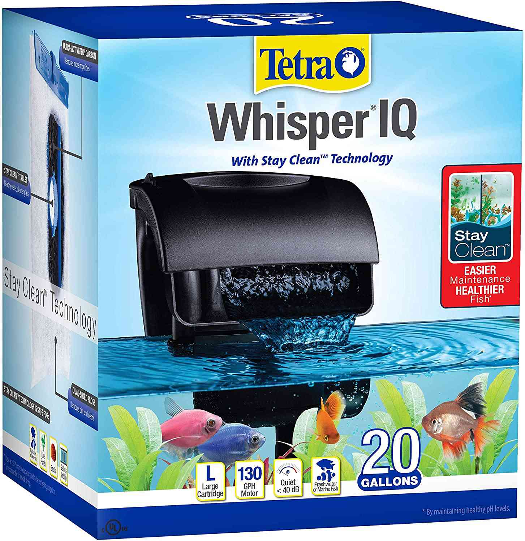 Tetra Whisper IQ Power Filter for Aquariums