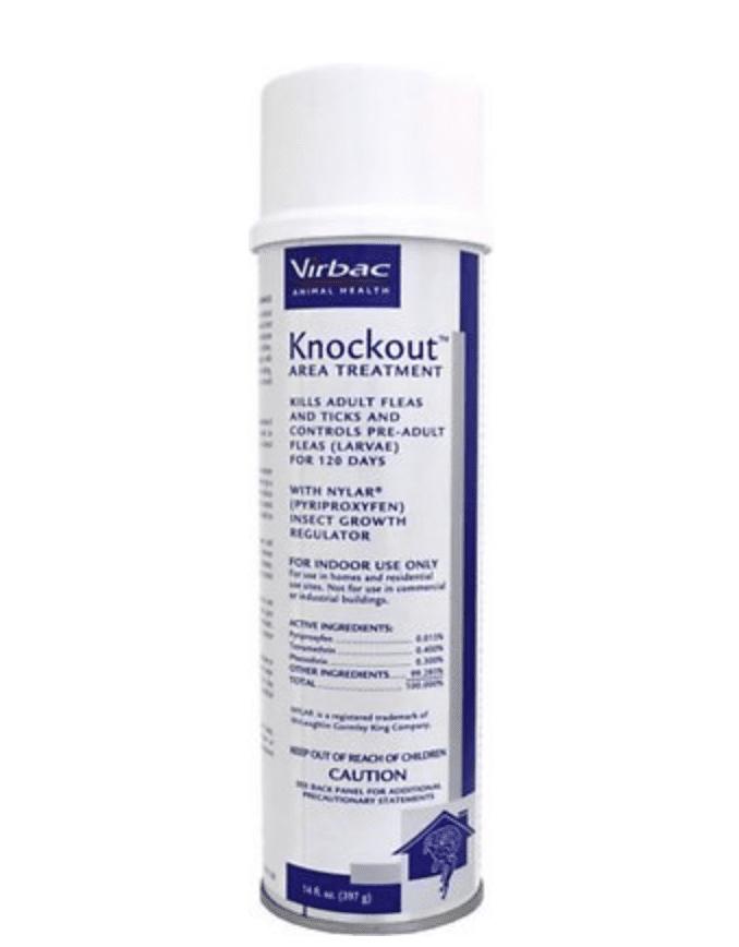 Virbac Knockout Area Treatment Spray