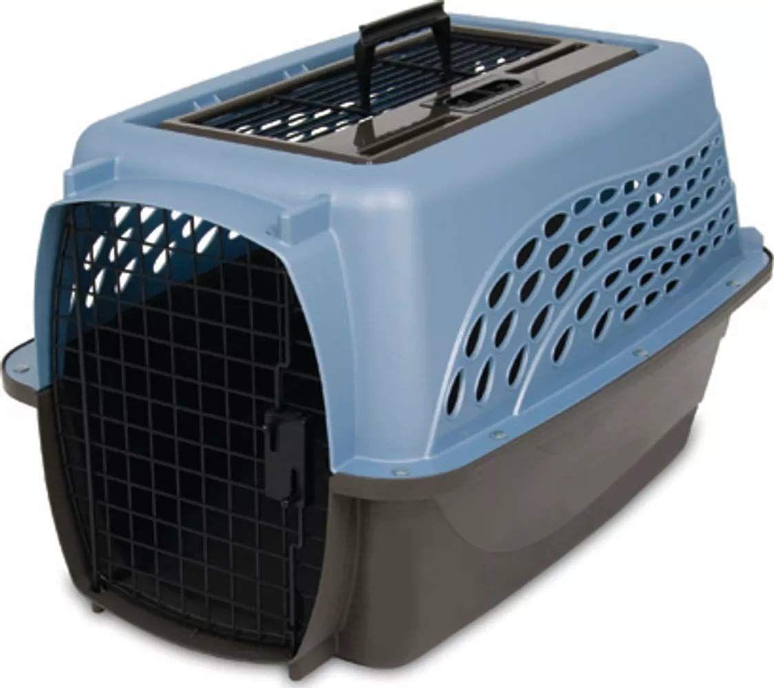 PetMate Two-Door Top-Load Pet Kennel