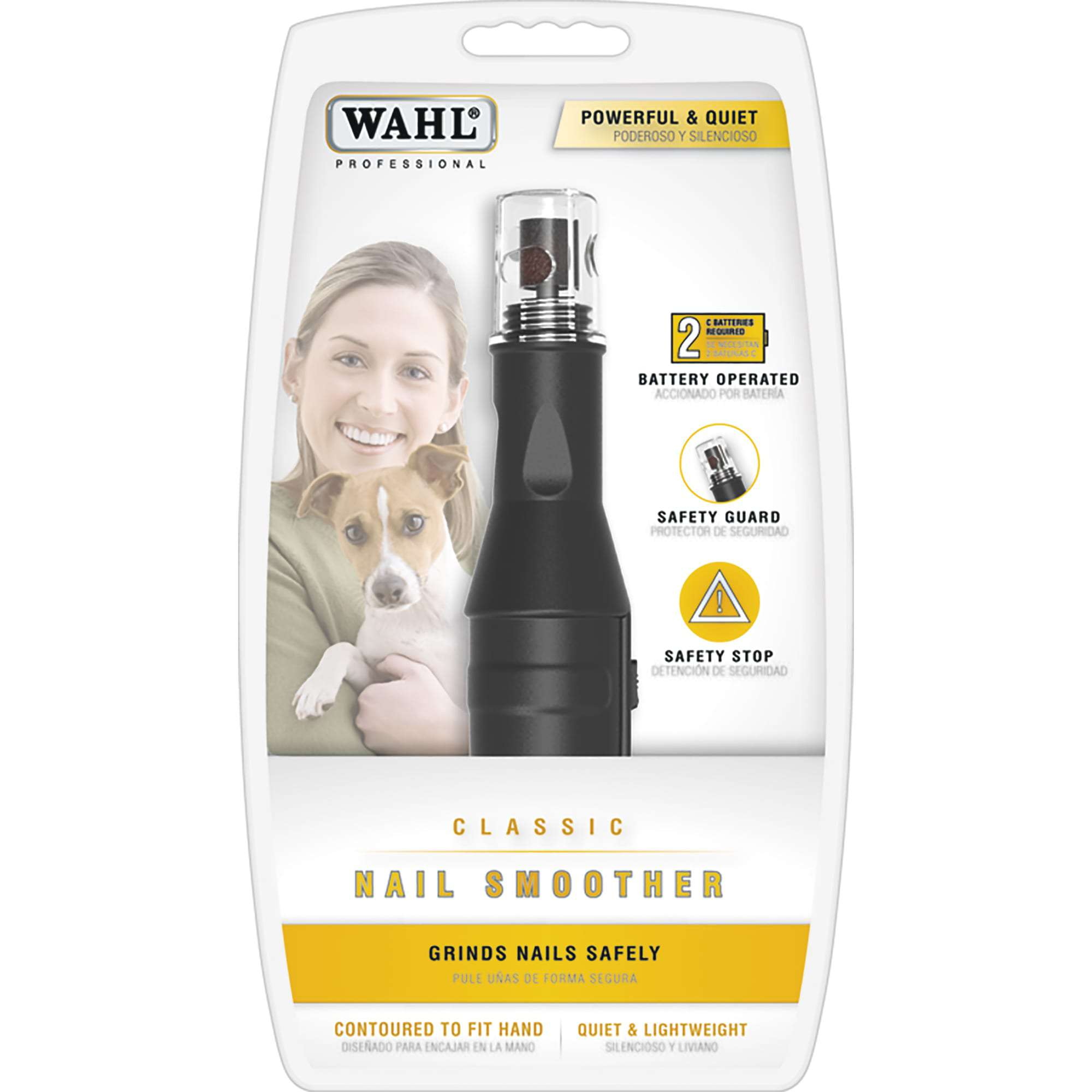 Wahl Classic Dog Nail Smoother