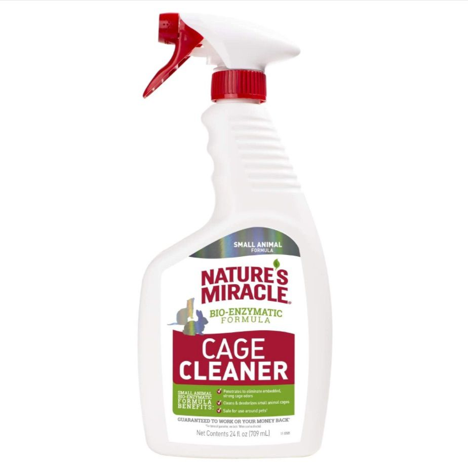 Nature's Miracle Cage Cleaner