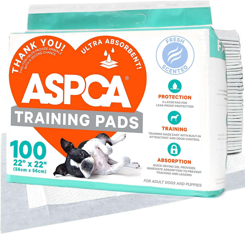 ASPCA Dog Training Pads