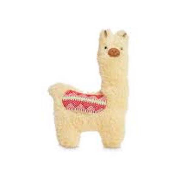 Alpaca the Fun Llama Plush Dog Toy