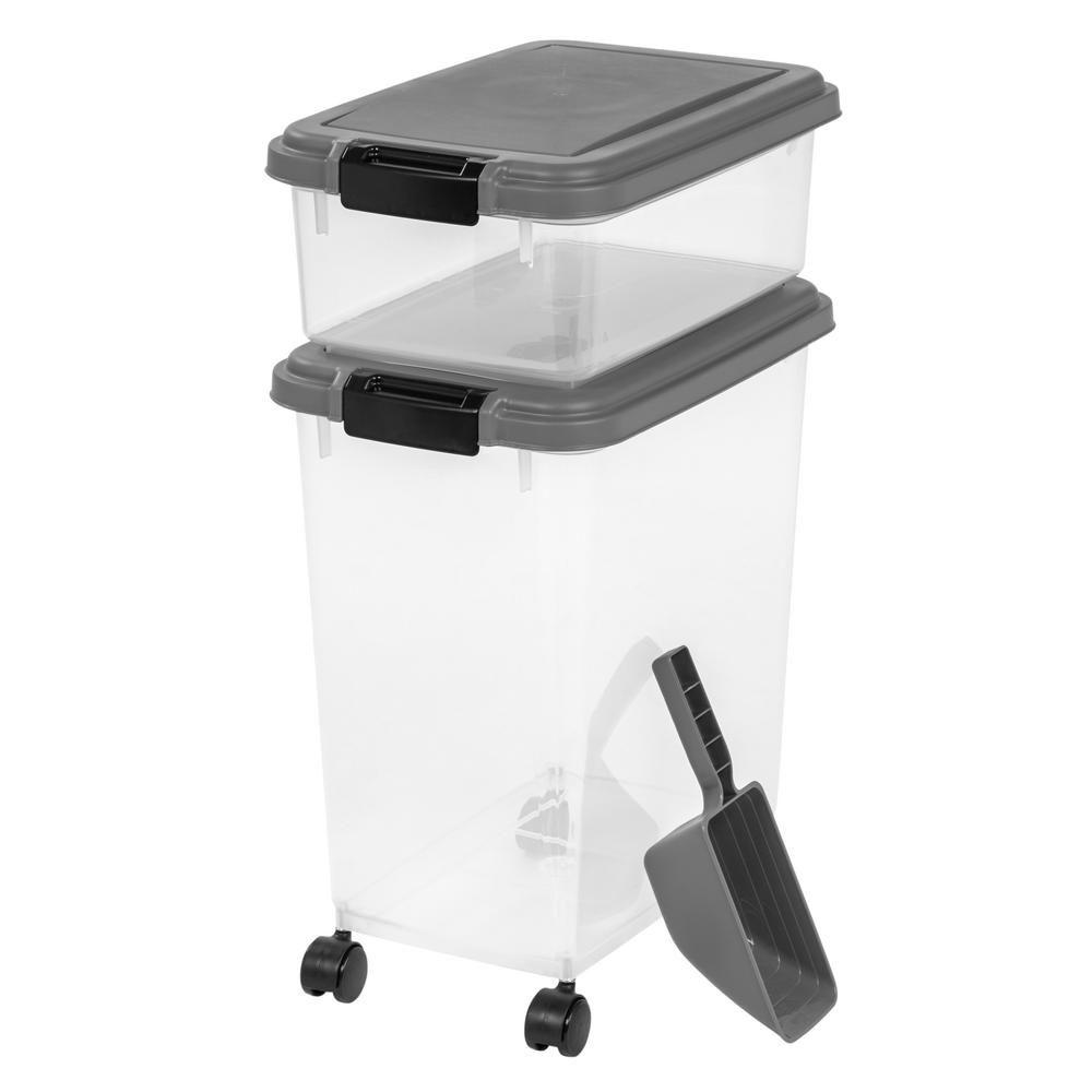 IRIS Food Storage