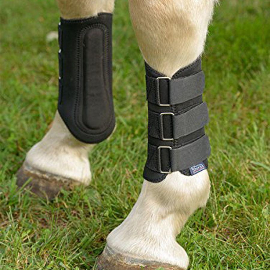Splint boots