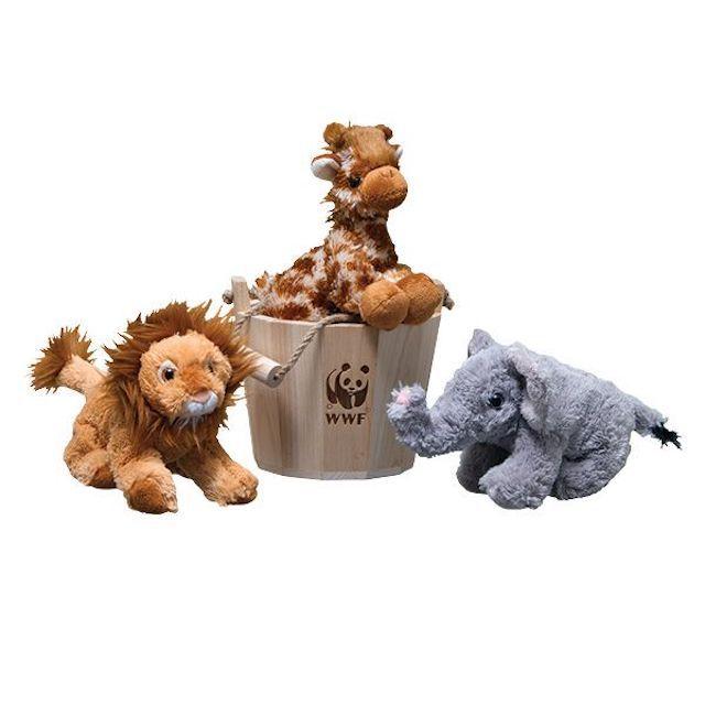 WWF Adoption Kit