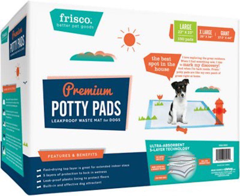 Premium Potty Pads