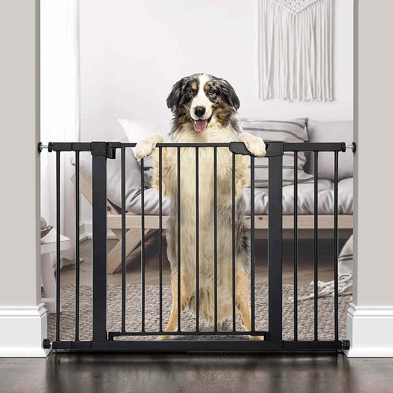 Cumbor Auto-Close Pet Gate