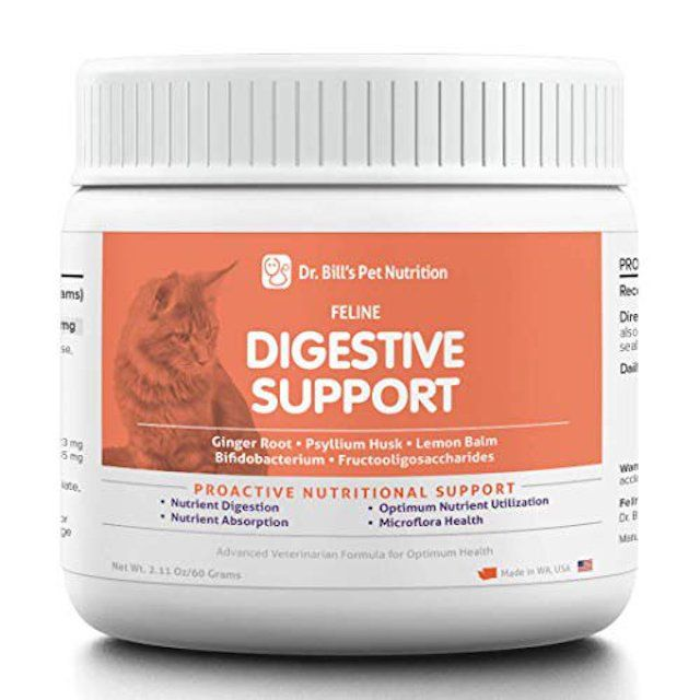 Dr. Bill's Pet Nutrition Feline Digestive Support