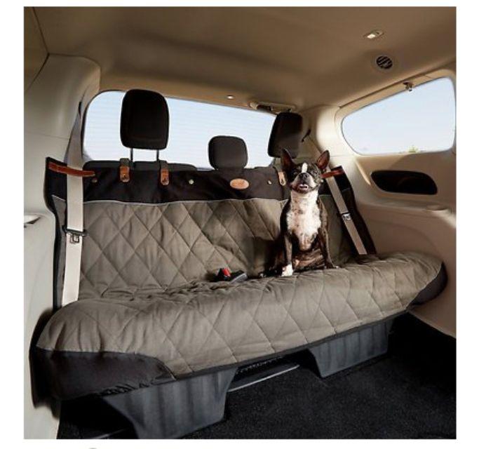 Solvit Premium Bench Car Seat Cover