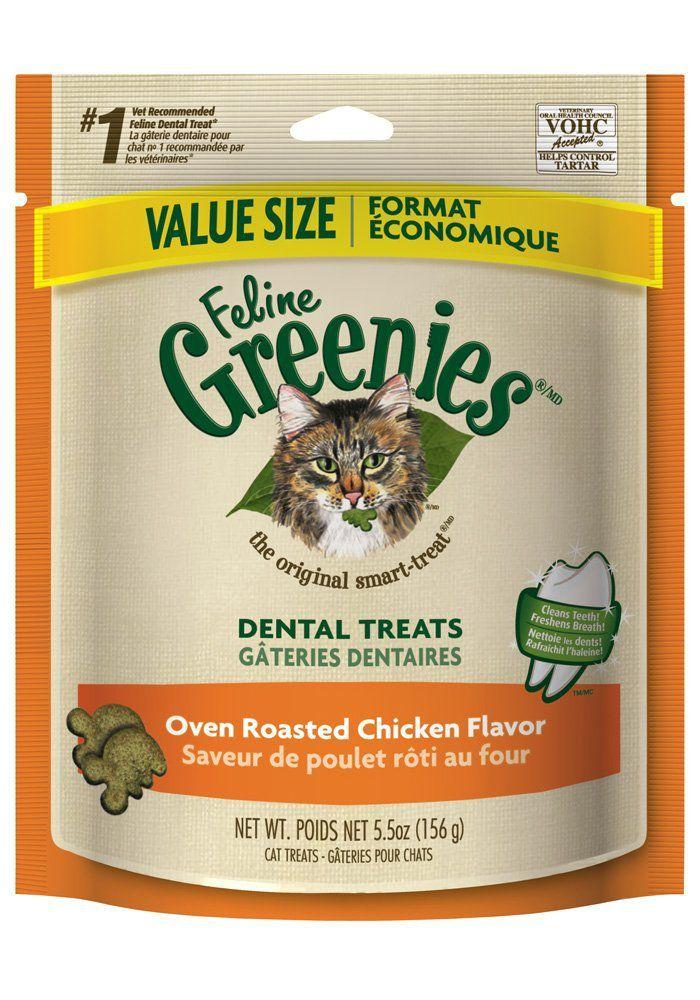 Greenies Feline Dental Cat Treats
