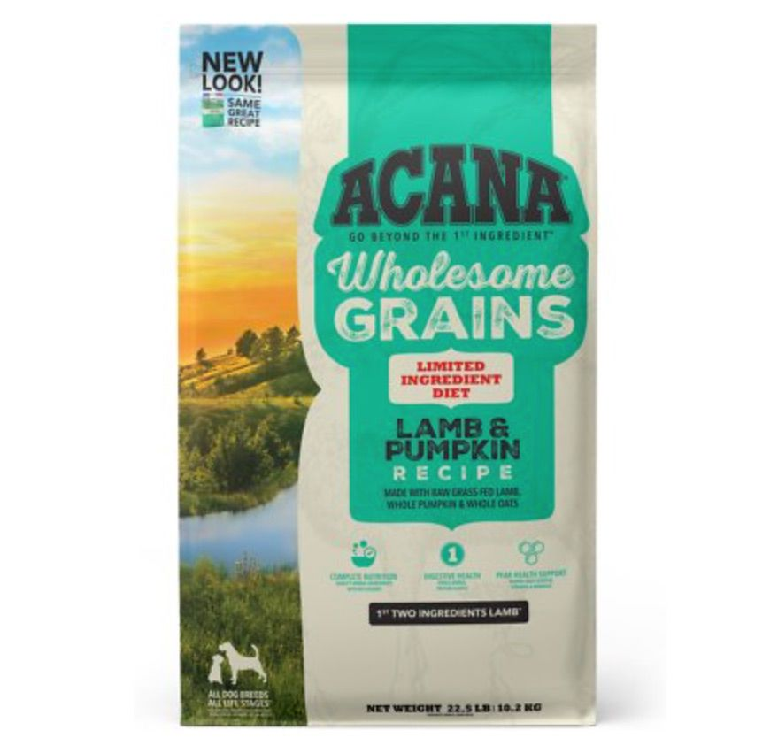 Acana Wholesome Grains Limited Ingredient Diet