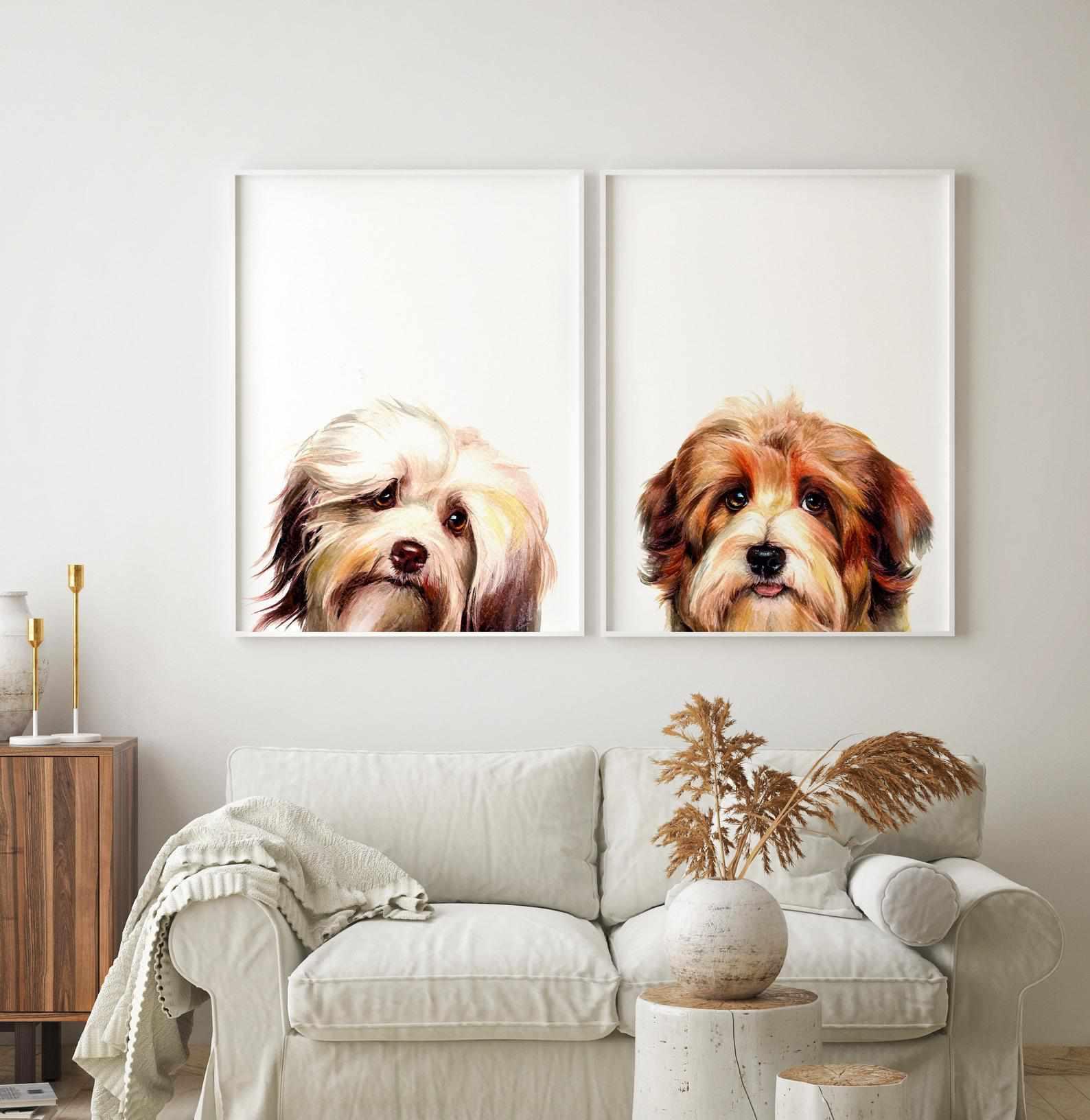 RomaLena Custom Pet Portrait