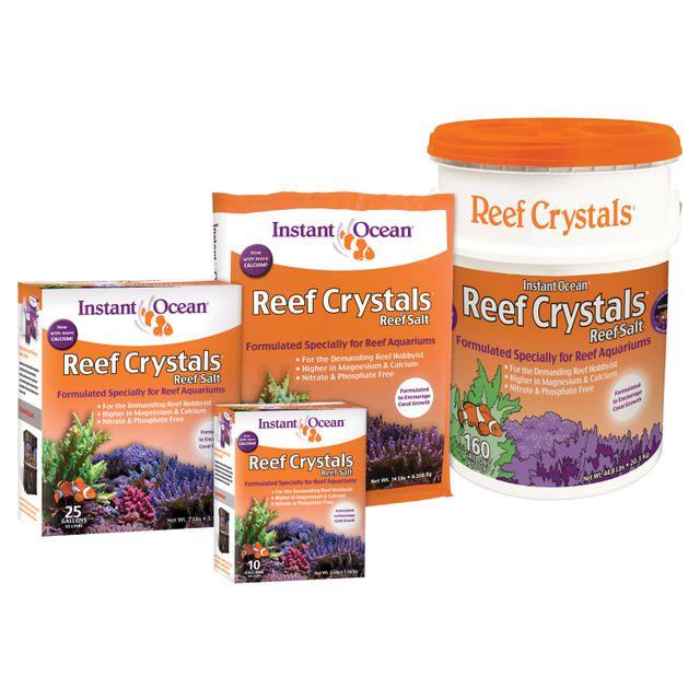 Instant Ocean Reef Crystals