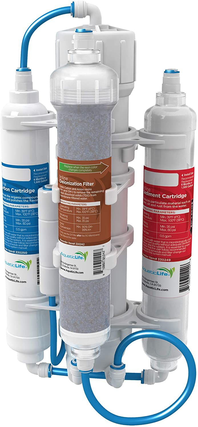 AQUATICLIFE RO Buddie Reverse Osmosis Systems