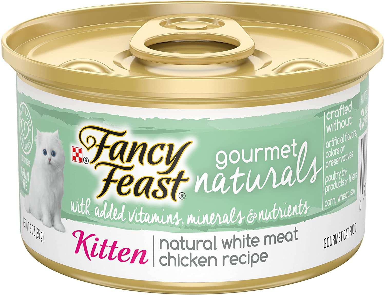 Fancy Feast Gourmet Naturals