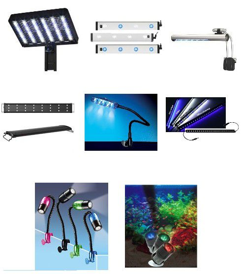 LED Light Fixtures Image