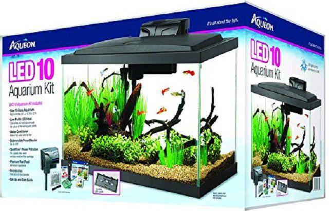 Aqueon 10g LED Aquarium Kit