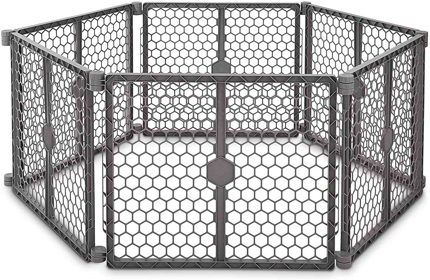 You & Me Convertible Pet Gate and Play Yard