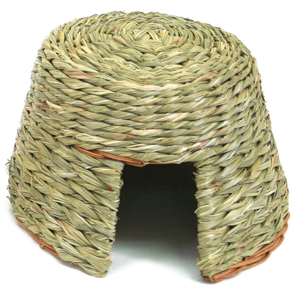 Woven Grass Hut