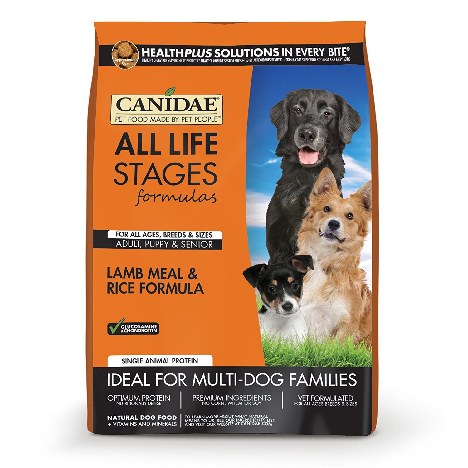 best weight management dog food without chicken